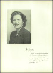 Page 6, 1951 Edition, Salem High School - Fenwick Papers Yearbook (Salem, NJ) online yearbook collection