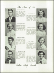 Page 13, 1953 Edition, Salem High School - Fenwick Papers Yearbook (Salem, NJ) online yearbook collection