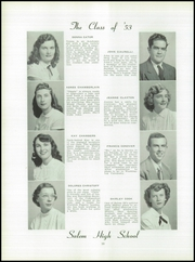 Page 14, 1953 Edition, Salem High School - Fenwick Papers Yearbook (Salem, NJ) online yearbook collection