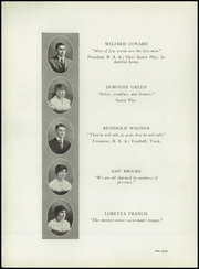 Page 10, 1917 Edition, Burlington High School - Suwanee Yearbook (Burlington, NJ) online yearbook collection