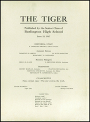 Page 3, 1917 Edition, Burlington High School - Suwanee Yearbook (Burlington, NJ) online yearbook collection