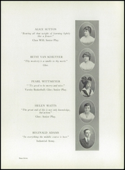 Page 9, 1917 Edition, Burlington High School - Suwanee Yearbook (Burlington, NJ) online yearbook collection