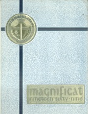 1969 Edition, Immaculata High School - Magnificat Yearbook (Somerville, NJ)