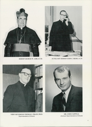 Page 11, 1971 Edition, Immaculata High School - Magnificat Yearbook (Somerville, NJ) online yearbook collection