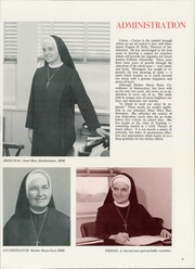 Page 13, 1971 Edition, Immaculata High School - Magnificat Yearbook (Somerville, NJ) online yearbook collection