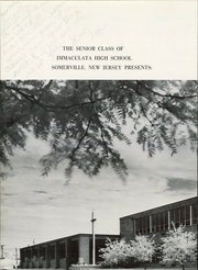 Page 6, 1971 Edition, Immaculata High School - Magnificat Yearbook (Somerville, NJ) online yearbook collection