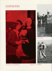Page 8, 1971 Edition, Immaculata High School - Magnificat Yearbook (Somerville, NJ) online yearbook collection