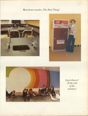 Page 11, 1977 Edition, Manchester Township High School - Deja Vu Yearbook (Lakehurst, NJ) online yearbook collection