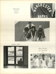 Page 16, 1977 Edition, Manchester Township High School - Deja Vu Yearbook (Lakehurst, NJ) online yearbook collection