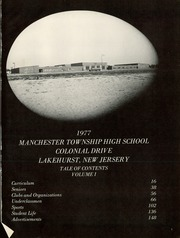 Page 5, 1977 Edition, Manchester Township High School - Deja Vu Yearbook (Lakehurst, NJ) online yearbook collection
