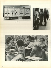 Page 8, 1977 Edition, Manchester Township High School - Deja Vu Yearbook (Lakehurst, NJ) online yearbook collection