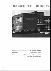 Page 3, 1964 Edition, Hasbrouck Heights High School - Coronian Yearbook (Hasbrouck Heights, NJ) online yearbook collection
