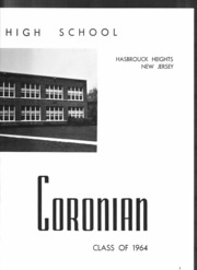 Page 4, 1964 Edition, Hasbrouck Heights High School - Coronian Yearbook (Hasbrouck Heights, NJ) online yearbook collection