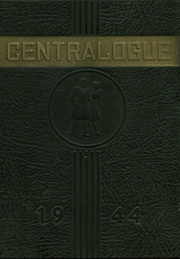 1944 Edition, Hopewell Valley Central High School - Centralogue (Pennington, NJ)