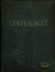 1952 Edition, Hopewell Valley Central High School - Centralogue (Pennington, NJ)