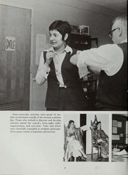 Page 12, 1970 Edition, Hopewell Valley Central High School - Centralogue (Pennington, NJ) online yearbook collection