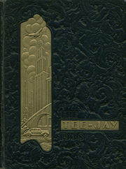 1938 Edition, Thomas Jefferson High School - Quid Yearbook (Elizabeth, NJ)