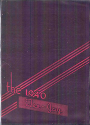 1940 Edition, Thomas Jefferson High School - Quid Yearbook (Elizabeth, NJ)