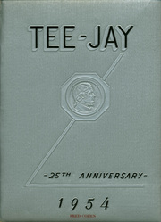 1954 Edition, Thomas Jefferson High School - Quid Yearbook (Elizabeth, NJ)