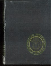 1965 Edition, Thomas Jefferson High School - Quid Yearbook (Elizabeth, NJ)