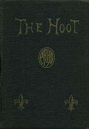Page 1, 1917 Edition, Park Ridge High School - Hoot Yearbook (Park Ridge, NJ) online yearbook collection