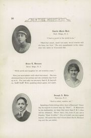 Page 14, 1917 Edition, Park Ridge High School - Hoot Yearbook (Park Ridge, NJ) online yearbook collection
