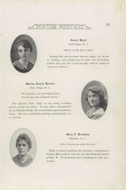 Page 15, 1917 Edition, Park Ridge High School - Hoot Yearbook (Park Ridge, NJ) online yearbook collection