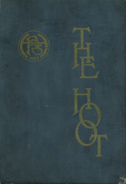 Park Ridge High School - Hoot Yearbook (Park Ridge, NJ) online yearbook collection, 1922 Edition, Page 1