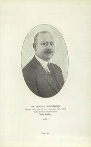 Page 7, 1924 Edition, Park Ridge High School - Hoot Yearbook (Park Ridge, NJ) online yearbook collection