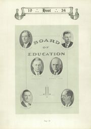 Page 16, 1934 Edition, Park Ridge High School - Hoot Yearbook (Park Ridge, NJ) online yearbook collection