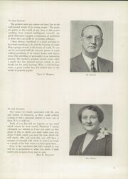 Page 13, 1939 Edition, Park Ridge High School - Hoot Yearbook (Park Ridge, NJ) online yearbook collection