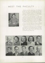 Page 14, 1941 Edition, Park Ridge High School - Hoot Yearbook (Park Ridge, NJ) online yearbook collection