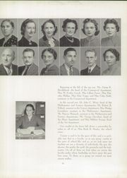 Page 15, 1941 Edition, Park Ridge High School - Hoot Yearbook (Park Ridge, NJ) online yearbook collection
