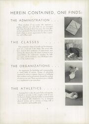 Page 8, 1941 Edition, Park Ridge High School - Hoot Yearbook (Park Ridge, NJ) online yearbook collection