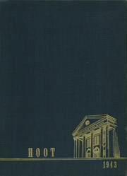 1943 Edition, Park Ridge High School - Hoot Yearbook (Park Ridge, NJ)