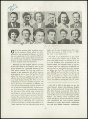 Page 14, 1945 Edition, Park Ridge High School - Hoot Yearbook (Park Ridge, NJ) online yearbook collection