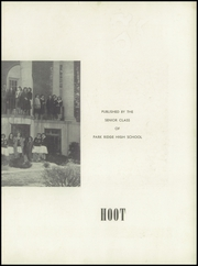 Page 7, 1945 Edition, Park Ridge High School - Hoot Yearbook (Park Ridge, NJ) online yearbook collection