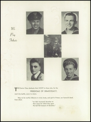 Page 9, 1945 Edition, Park Ridge High School - Hoot Yearbook (Park Ridge, NJ) online yearbook collection