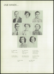 Page 14, 1952 Edition, Park Ridge High School - Hoot Yearbook (Park Ridge, NJ) online yearbook collection