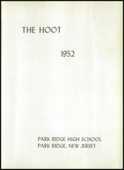 Page 5, 1952 Edition, Park Ridge High School - Hoot Yearbook (Park Ridge, NJ) online yearbook collection