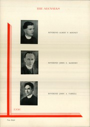 Page 12, 1936 Edition, St Aloysius High School - Aloysian Yearbook (Jersey City, NJ) online yearbook collection