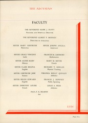 Page 13, 1936 Edition, St Aloysius High School - Aloysian Yearbook (Jersey City, NJ) online yearbook collection