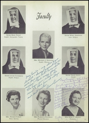 Page 15, 1955 Edition, St Aloysius High School - Aloysian Yearbook (Jersey City, NJ) online yearbook collection