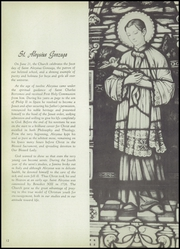 Page 16, 1955 Edition, St Aloysius High School - Aloysian Yearbook (Jersey City, NJ) online yearbook collection