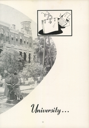 Page 15, 1954 Edition, University of Tampa - Moroccan Yearbook (Tampa, FL) online yearbook collection