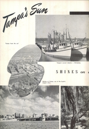 Page 6, 1954 Edition, University of Tampa - Moroccan Yearbook (Tampa, FL) online yearbook collection