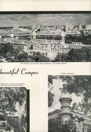 Page 7, 1954 Edition, University of Tampa - Moroccan Yearbook (Tampa, FL) online yearbook collection