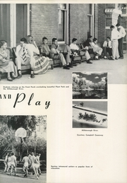 Page 9, 1954 Edition, University of Tampa - Moroccan Yearbook (Tampa, FL) online yearbook collection