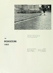 Page 12, 1963 Edition, University of Tampa - Moroccan Yearbook (Tampa, FL) online yearbook collection