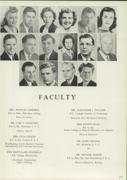 Page 11, 1947 Edition, Belvidere High School - Clarion Yearbook (Belvidere, NJ) online yearbook collection